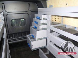 Ford Transit L4 Brygadowy zabudowa serwisowa